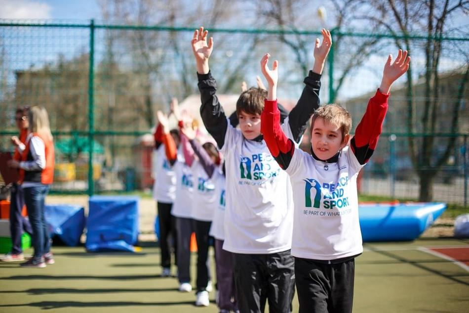 INTERNATIONAL SPORTS DAY FOR DEVELOPMENT AND PEACE 2016