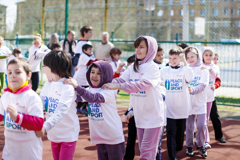 VIDEO: INTERNATIONAL SPORTS DAY FOR DEVELOPMENT AND PEACE