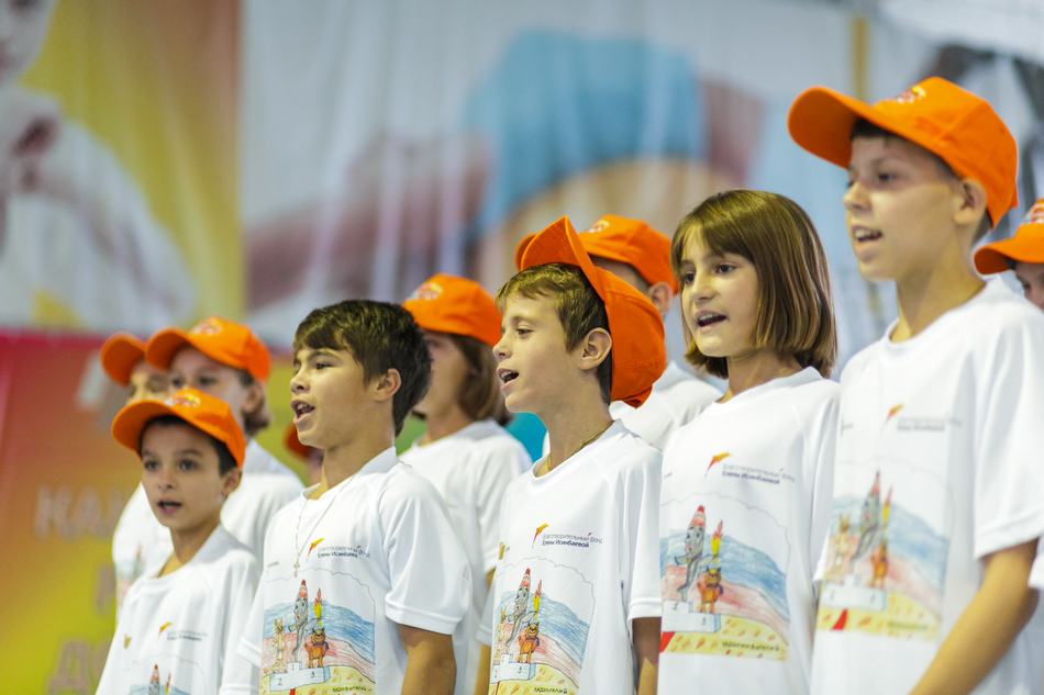 """11 and 12 of November: first competitions in the11 and 12 of November: first competi framework of """"Every child is worth standing on podium"""" Festival."""
