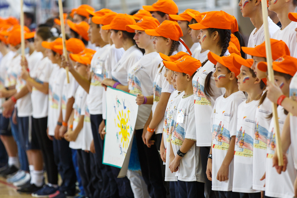 "Preliminaries for ""Every child is worth standing on podium"" competitions in Astrakhan"